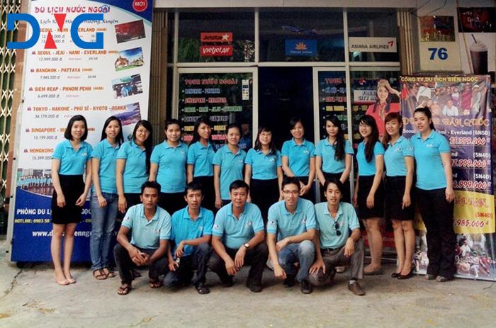 Công ty du lịch Biển Ngọc