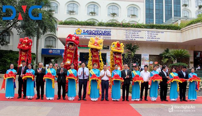 Công ty du lịch Sài Gòn Touris